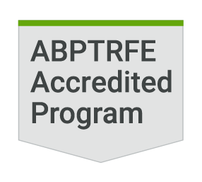 American Board of Physical Therapy Residency and Fellowship Education ( ABPTRFE) logo